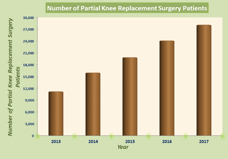 Low Cost Partial Knee Replacement Surgery in India