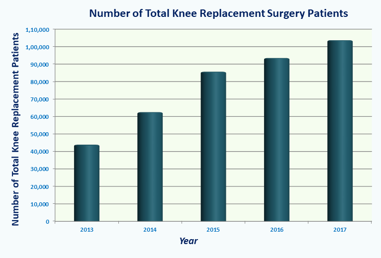 Low Cost Total Knee Replacement Surgery India